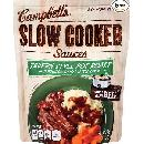 6-Pack Campbell's Slow Cooker Sauces $2.32