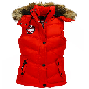 Canada Weather Gear Girl's Puffer Vest