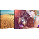 11x14 Canvas Only $19.95 Shipped