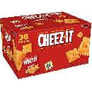 36pk Cheez-It Baked Snack Crackers $5.98