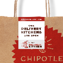 Chipotle Free Delivery on Orders $10+