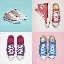 Converse Low Tops and High Tops ONLY $25