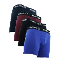 Reebok Cotton Boxer Briefs 4-Pk 3 For $36