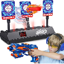 Electric Digital Target For Nerf Guns $13