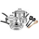 10-Piece Cuisinart Cookware Set $69.99