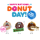 FREE Donut with any Beverage Purchase