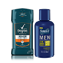FREE Men's Grooming Products Sample Pack