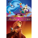 Aladdin and The Lion King Game $7.99