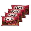 4pk DOVE PROMISES Dark Chocolate $8.87