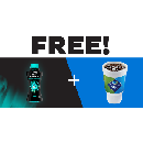 FREE Downy Sample AND Fountain Drink