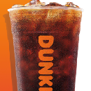FREE Beverage in Any Size at Dunkin'
