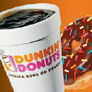 Free Dunkin' Coffee and Donut