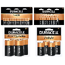 FREE Duracell Coppertop Batteries