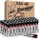 48-Pack of Energizer AAA Batteries $15.28