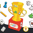 FREE Family Game Night Trophy