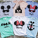 Personalized Disney Tees $14.99