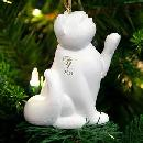 Fancy Feast 2018 Holiday Ornament $2
