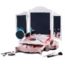FAO Schwarz Girls Vanity Makeup Studio $40