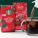 FREE Starbucks and Lindt LINDOR Party Pack