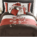Finnette 7-Pc. Queen Comforter Set