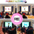 FREE Fluency & Fitness Access for 3 Weeks
