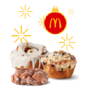 Free Bakery Item with $1 Purchase at McD's