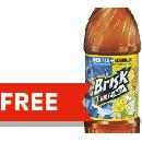 Free Brisk (1L) at Casey's General Store