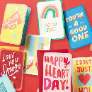 Free Hallmark mini card with any purchase