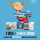 Up to 10 Free Kid's Books w/Purchase