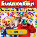 Test Toys for Funovation Panel