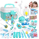 45-Pc Play Pretend Doctor Toy Set $14.49