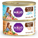 FREE 5.5oz can of Halo Cat Food