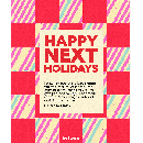FREE 'Happy Next Holidays' Card