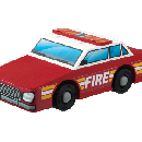 FREE Fire Chief's Car Craft at Home Depot
