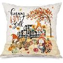 Hello Fall Y'all 18x18 Pillow Cover $3.40