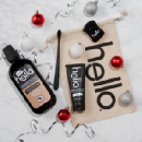 FREE hello charcoal toothpaste & mouthwash