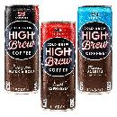 Free Can of High Brew Cold Brew Coffee