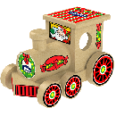 FREE Holiday Train Kit at Lowe's on 12/12