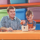 FREE Window Birdhouse at Home Depot