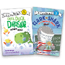 2 Books & Sticker Sheet for $1 Shipped