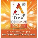 FREE 10-day trial pack of Active Iron