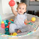 FREE 4-in-1 Jumbo Activity Gym & Ball Pit