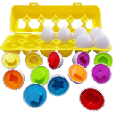 Matching Eggs Puzzle $11.89