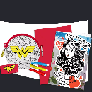 FREE Wonder Woman Mother's Day Craft