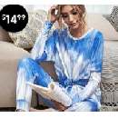 Jump for Tie-Dye Joggers Sets $22.99