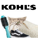 FREE $25 Order from Kohl's After Cashback