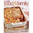 FREE subscription to Kraft Food & Family