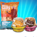 FREE Tortilla Chips and Yoplait Dippers