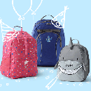 50% Off Backpacks & Lunch Boxes