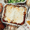 FREE Lasagna for People impacted by COVID